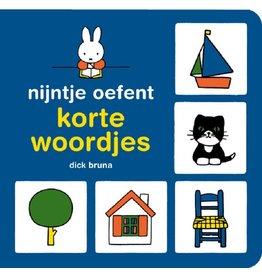 nijntje nijntje oefent korte woordjes (karton) 2+