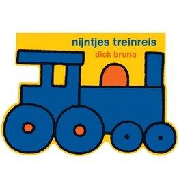 nijntje nijntjes treinreis (karton) 1+