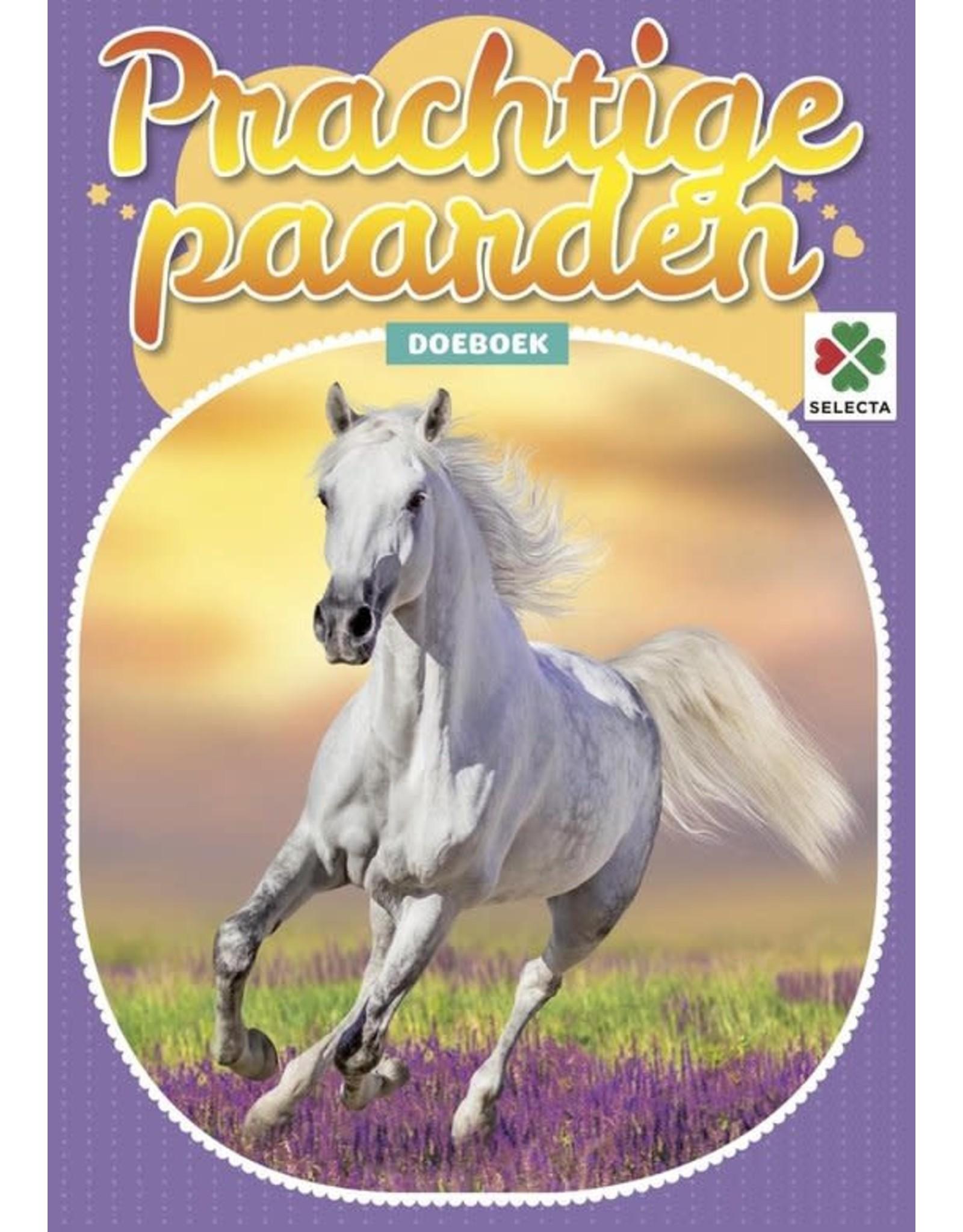 Doeboek Prachtige Paarden