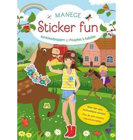 """Deltas Sticker Fun """"Manege"""""""