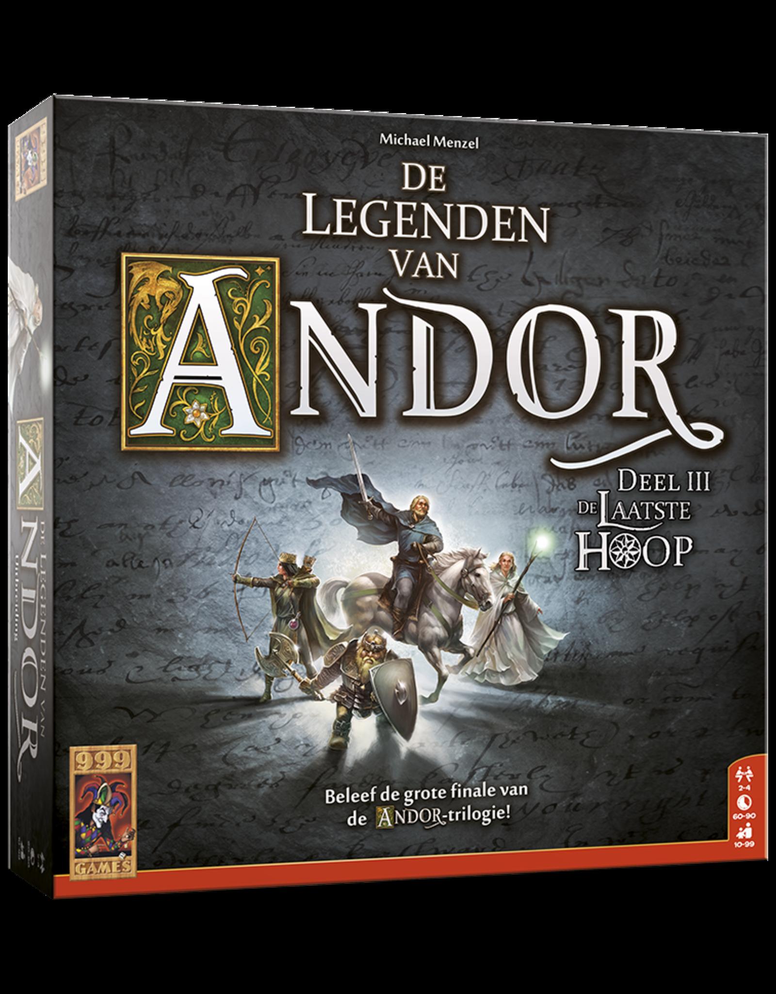 999 Games De Legenden van Andor: De laatste Hoop