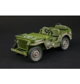 Auto World 1:18 WWII Willy's Jeep