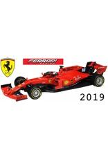 Burago F1 1:18 Ferrari SF90 C. Leclerc