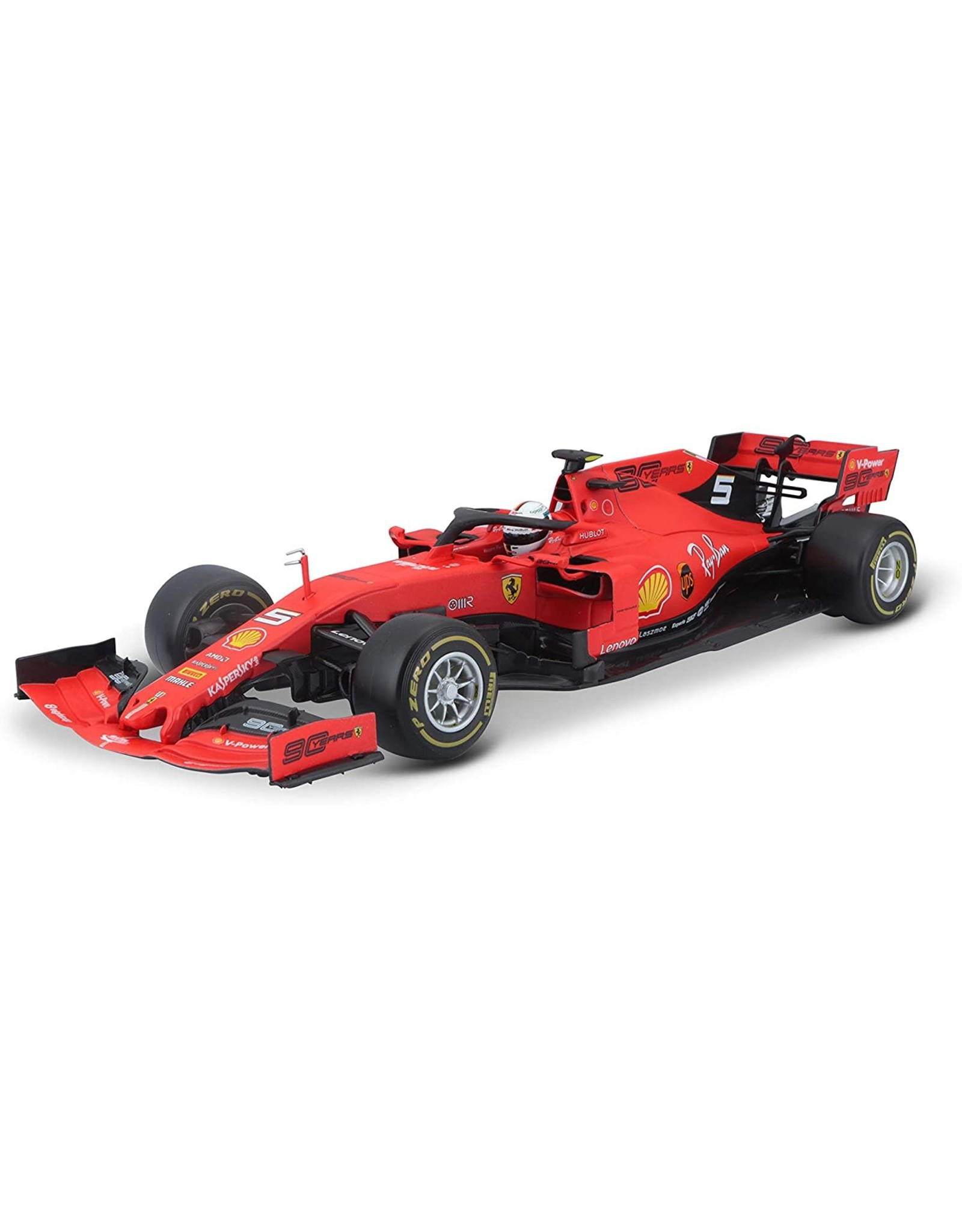 Burago F1 1:18 Ferrari SF90 S. Vettel