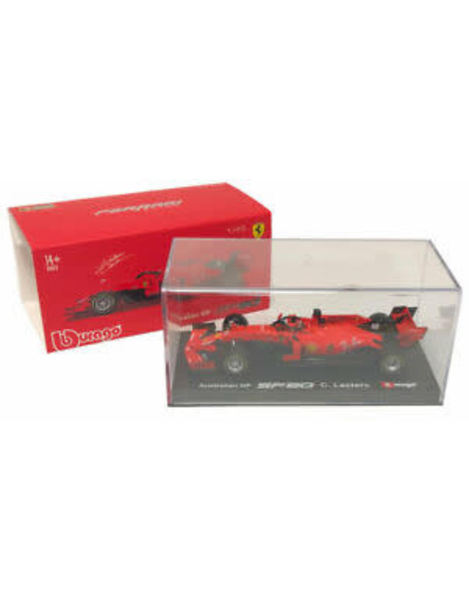 Burago F1 1:43 Ferrari SF90 C. Leclerc