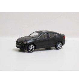 BMW X6 M Pullback