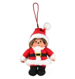 Monchhichi MONCHHICHI Kersthanger Santa Claus