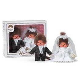 Monchhichi Wedding Monchhichi