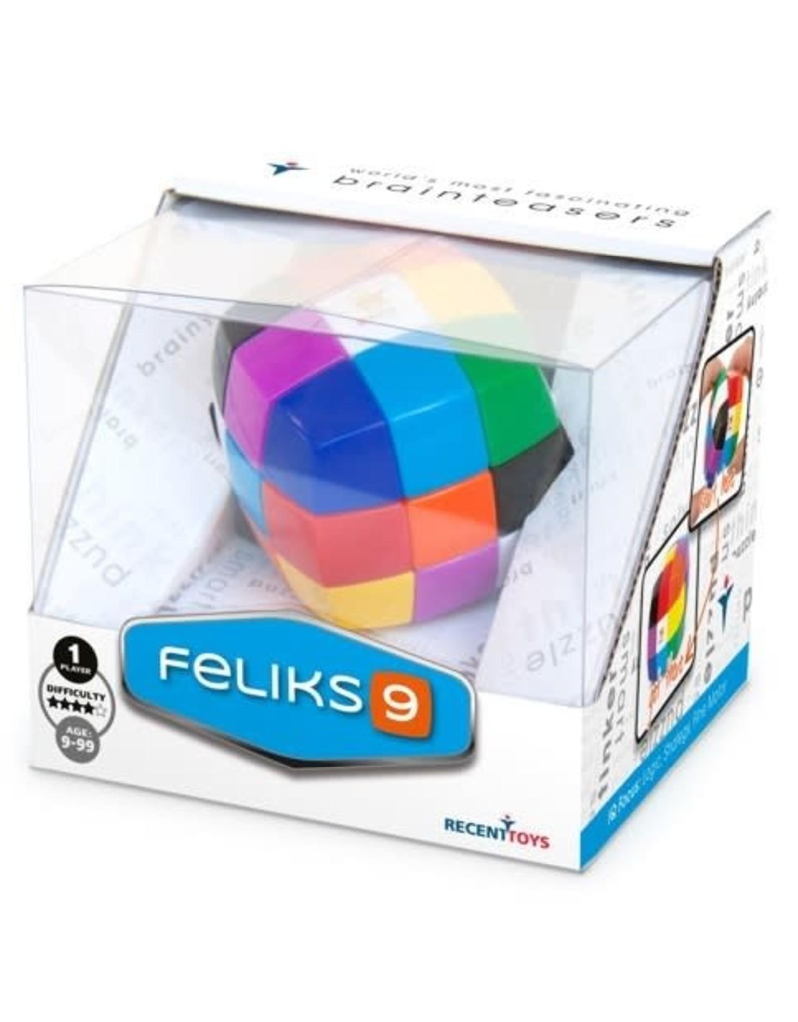 Recent Toys Meffert's Feliks 9 Brainpuzzel