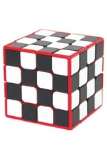 Recent Toys Checker Cube Brainpuzzel