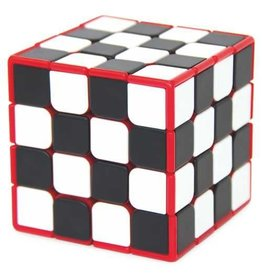 Recent Toys Checker Cube Brainpuzzel