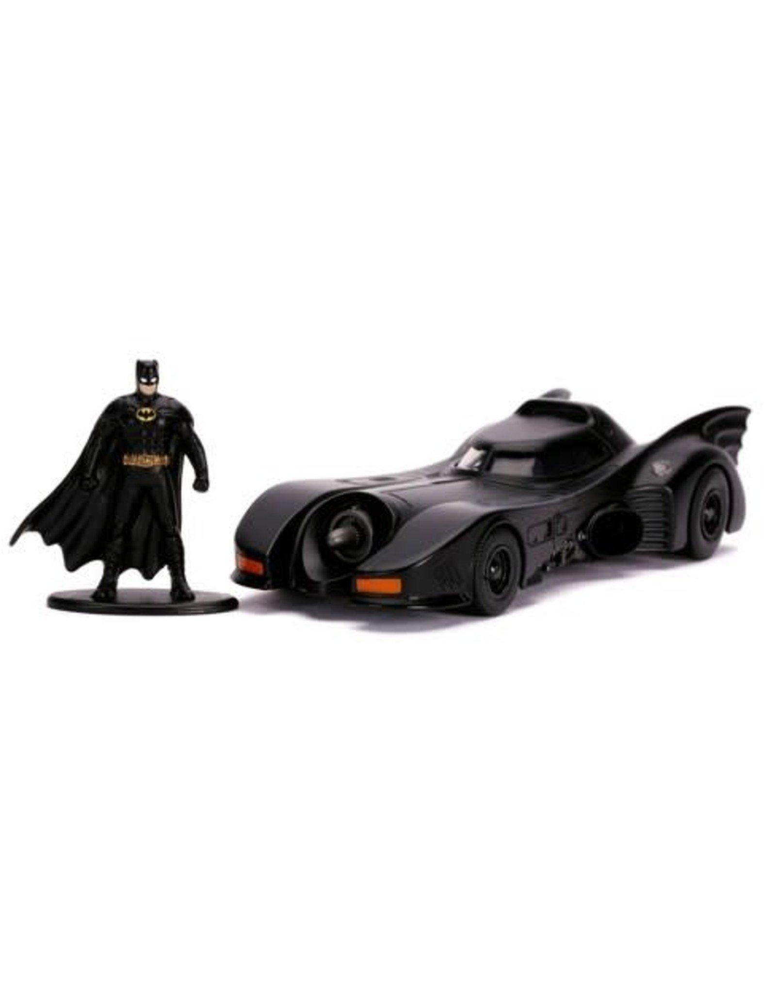 Jada 1989 Batmobile met Batman