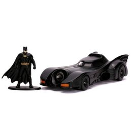 Jada 1989 Batmobile met Batman