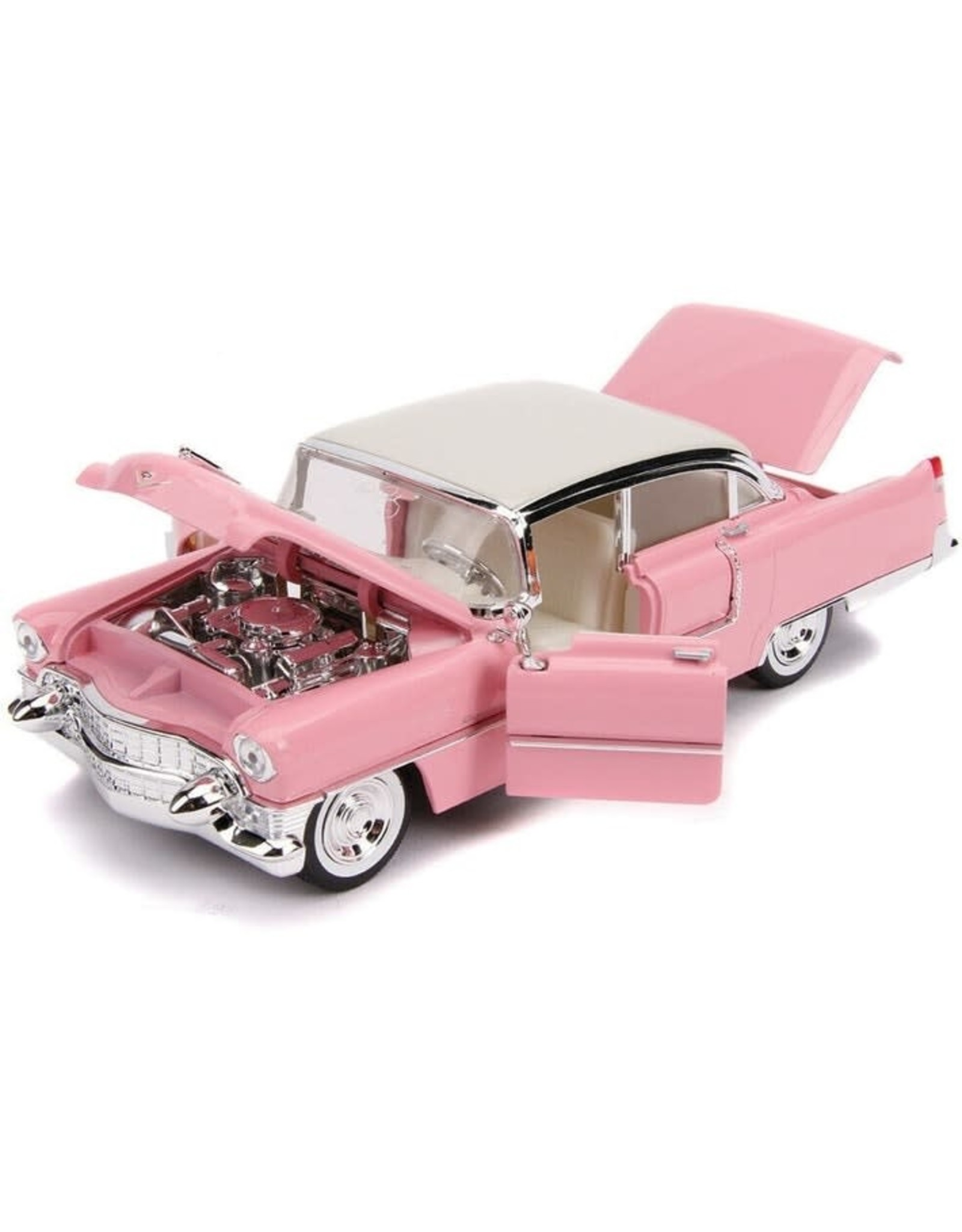 Jada Elvis Presley 1955 Cadillac Fleetwood
