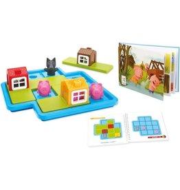 SmartGames Smart Games Preschool - Drie Kleine Biggetjes Deluxe