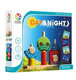 Smart Smart Games Preschool - Day & Night