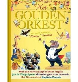 Gouden Boekjes Het Gouden Orkest (boek + cd)
