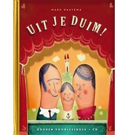 Gouden Boekjes Gouden Voorleesboek: Uit Je Duim (+ cd)