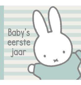 Baby's eerste jaar - nijntje Mint