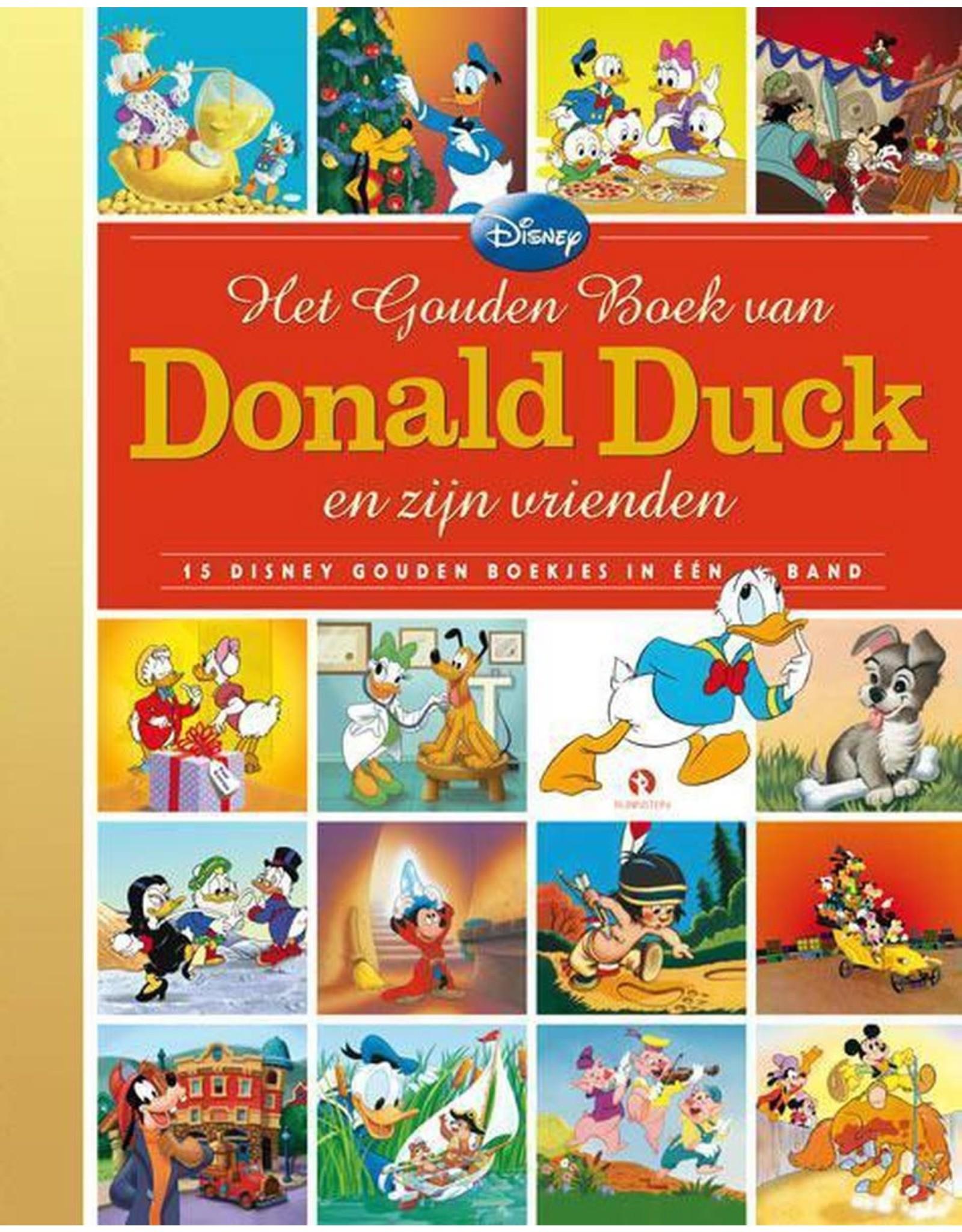 Gouden Boekjes Het Gouden Boek van Donald Duck en zijn vrienden