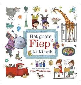 Het grote Fiep kijkboek (karton) 3+