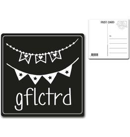 "Postcard ""gflctrd"""