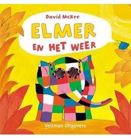Elmer en het weer (karton)