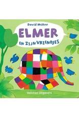 Elmer en zijn vriendjes (karton)