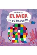 Elmer en de kleuren (karton)