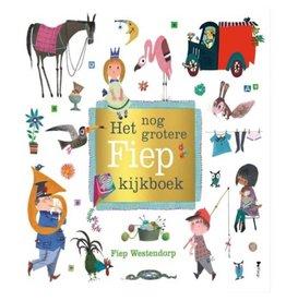 Het nog grote Fiep kijkboek (karton) 3+