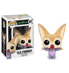 Funko Pop! Funko Pop! Disney nr187 Zootropolis - Ele-Finnick