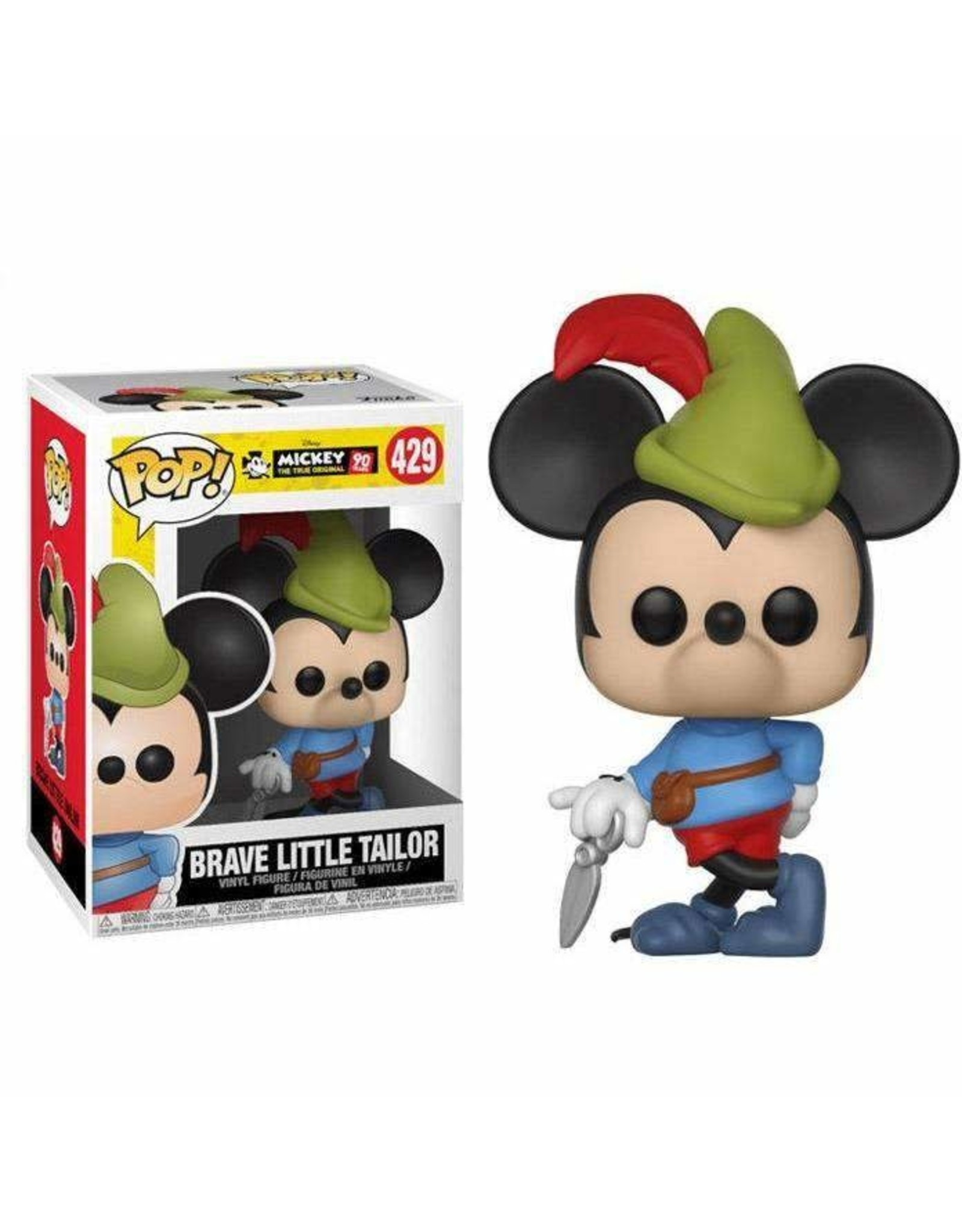 Funko Pop! Funko Pop! Disney nr429 Brave Little Tailor