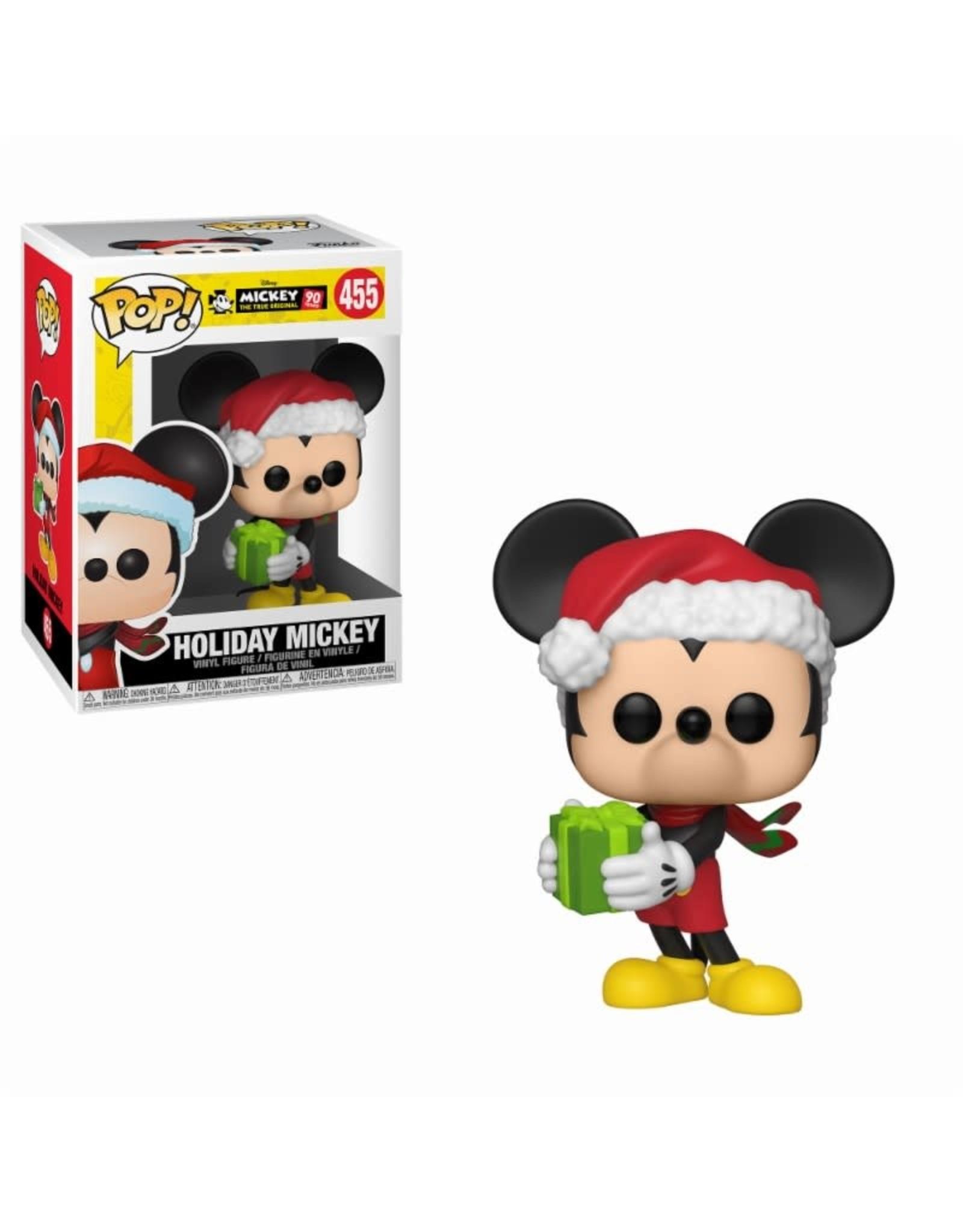 Funko Pop! Funko Pop! Disney nr455 Holiday Mickey