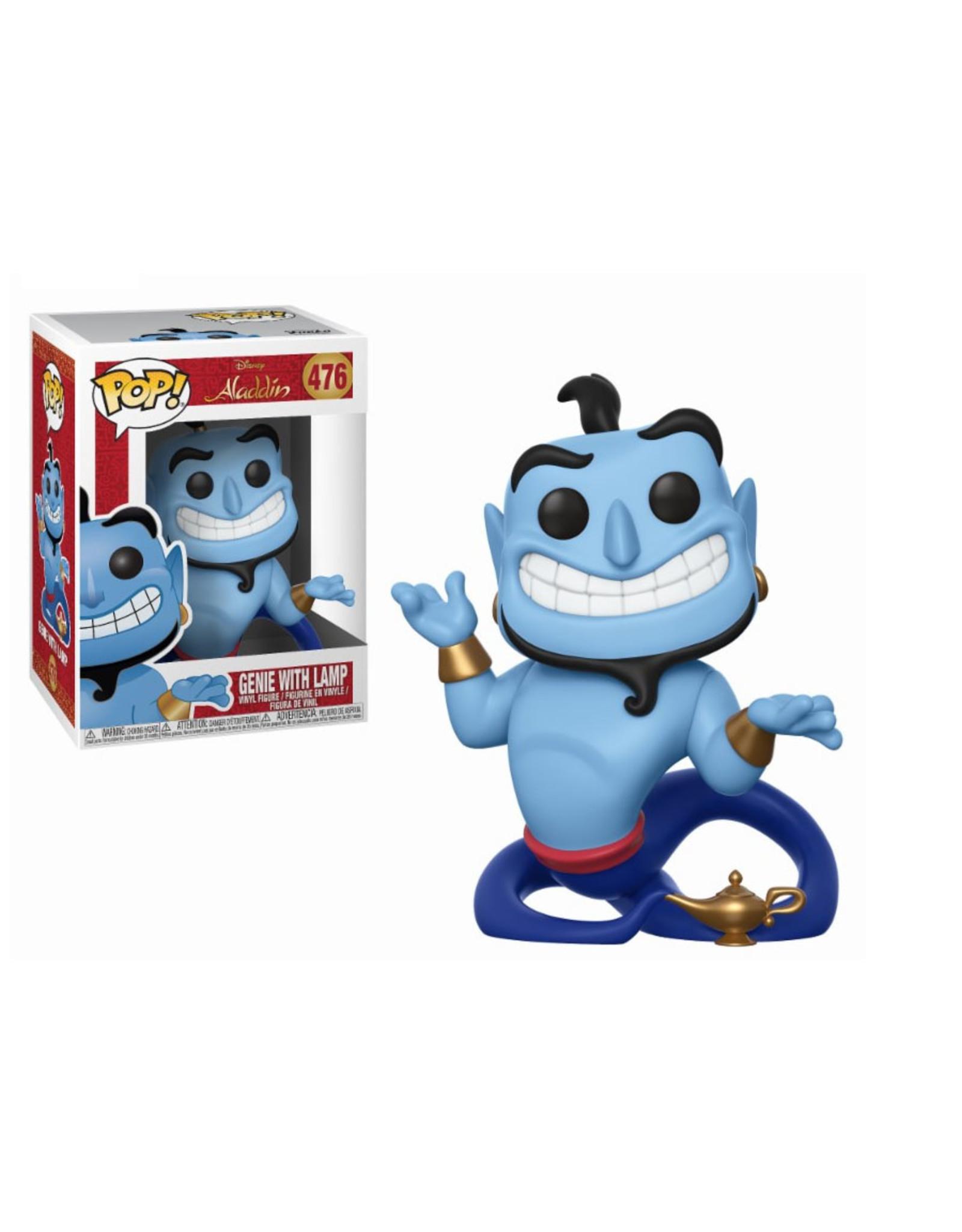 Funko Pop! Funko Pop! Disney nr476 Aladdin - Genie with Lamp