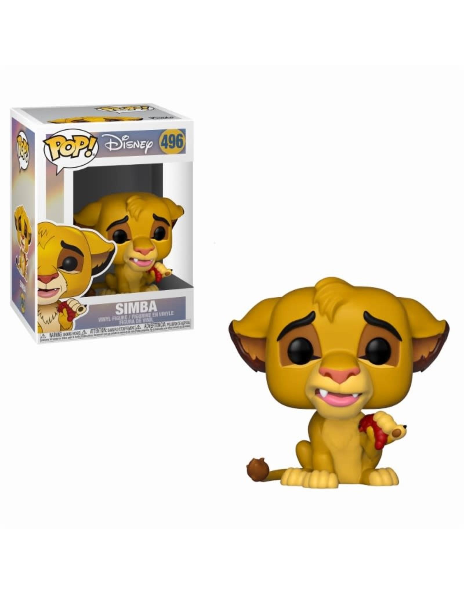 Funko Pop! Funko Pop! Disney nr496 Simba