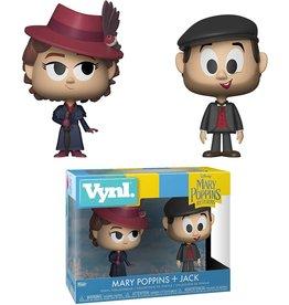 Funko Funko Vynl Disney - Mary Poppins + Jack