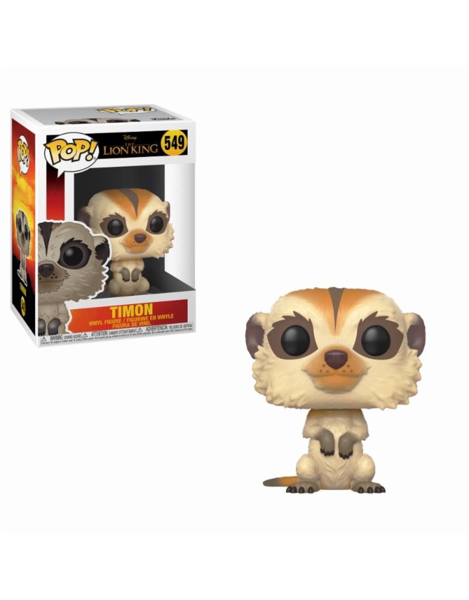 Funko Pop! Funko Pop! Disney nr549 The Lion King - Timon
