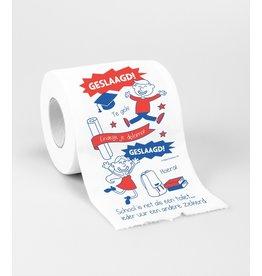 Toiletpapier - Geslaagd