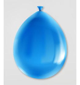 Party Ballonnen - Metallic Blauw