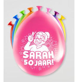 Party Ballonnen (8 st) Sarah