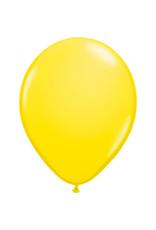 Ballonnen 10 stuks Geel