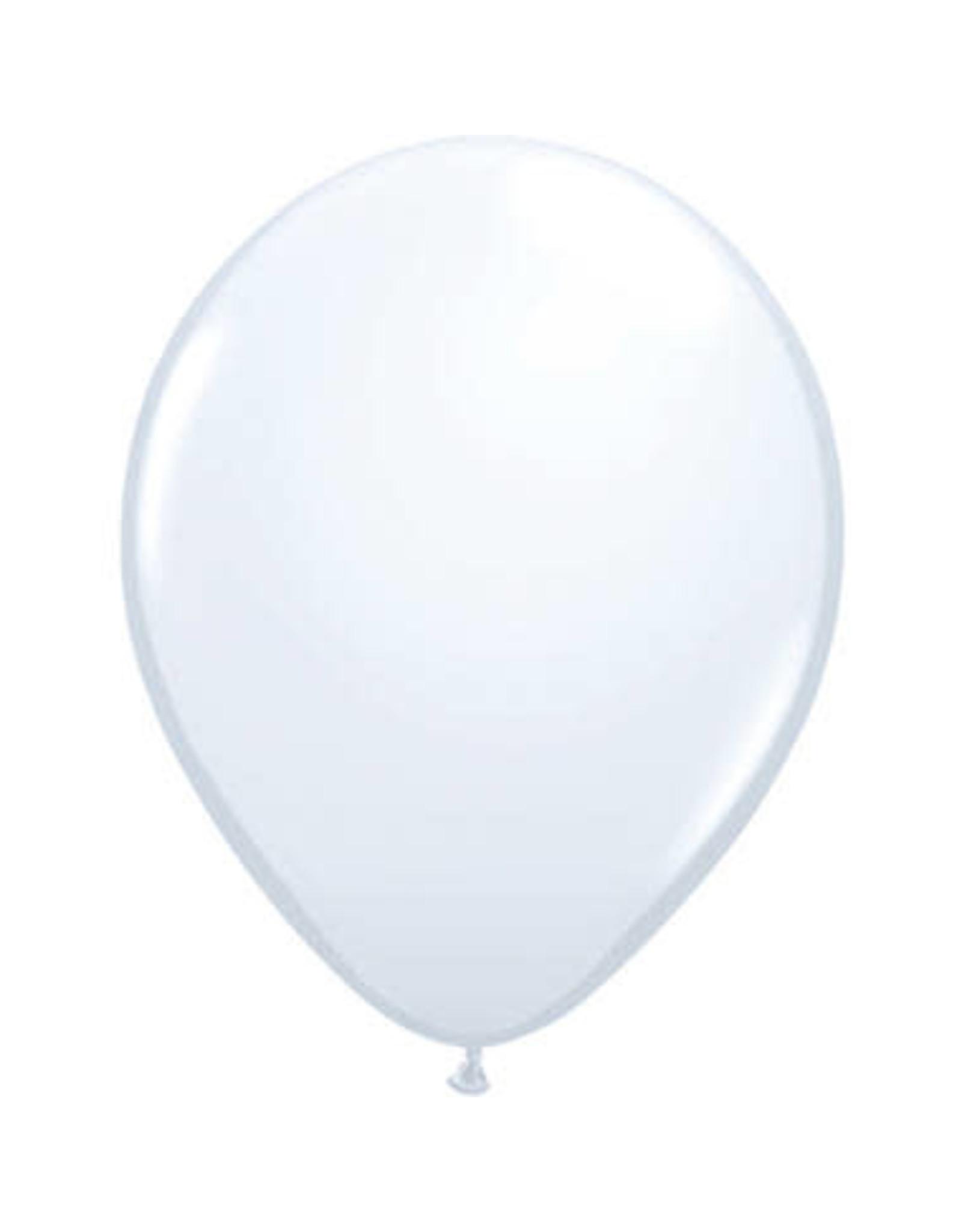 Ballonnen 10 stuks Wit