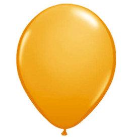 Ballonnen 10 stuks Oranje