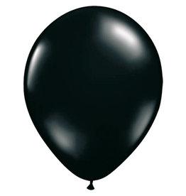 Ballonnen 10 stuks Zwart