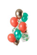 Ballonnen Mix Tropical Gem