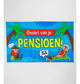 Gevelvlag - Pensioen
