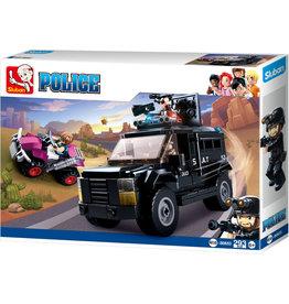 Sluban Sluban Police - ME Truck M38-B0653