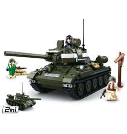 Sluban Sluban WWII - Geallieerde Tank M38-B0689