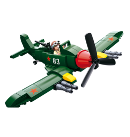 Sluban Sluban WWII - Geallieerd Jachtvliegtuig M38-B0683