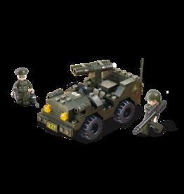 Sluban Sluban Army - Jeep M38-B5800